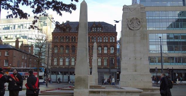 Manchester Cenotaph